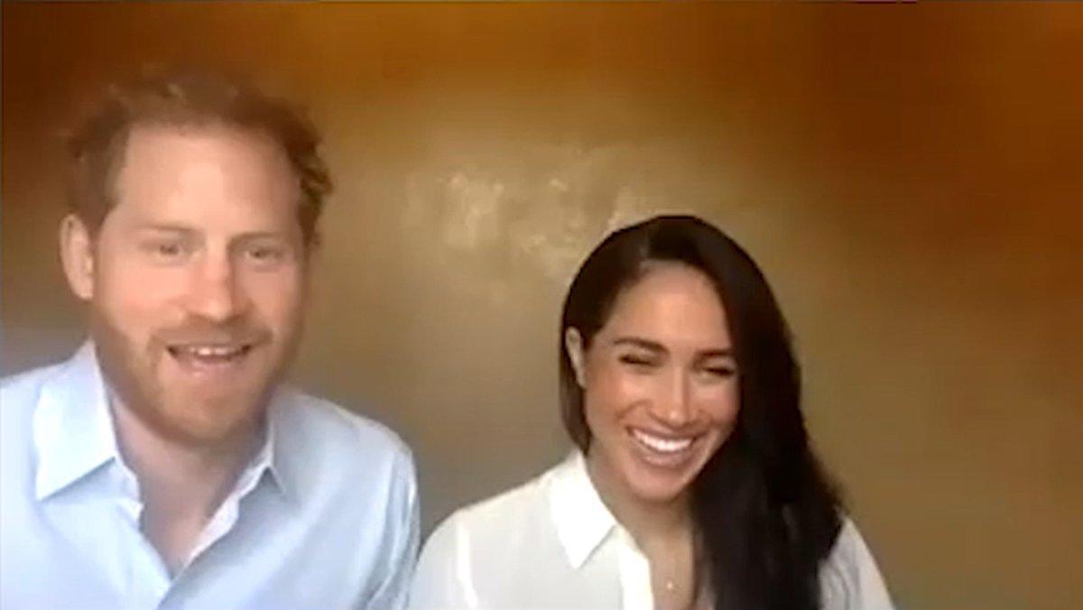 Au Programme Familial: Netflix Signe Le Prince Harry Et Meghan