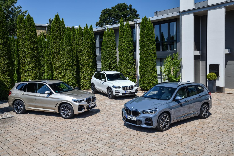 Tous les modèles BMW auront des versions électrifiées