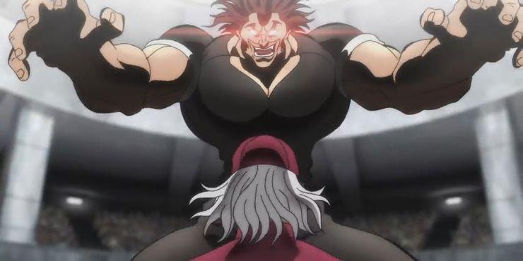 Baki Vs Kengan Ashura Manga