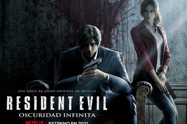 Bande-annonce de Resident Evil: Infinite Darkness, le nouvel anime Netflix commémore le 25e anniversaire de la saga