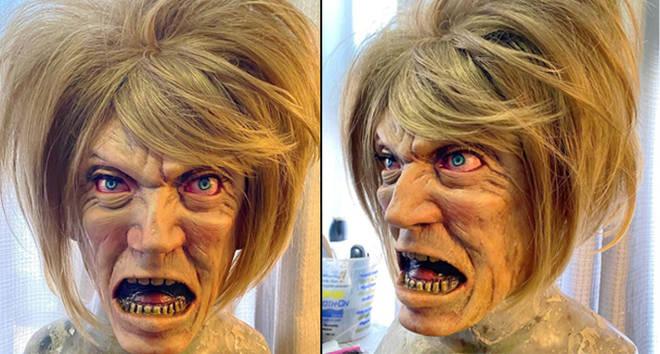 Masque d'Halloween Karen