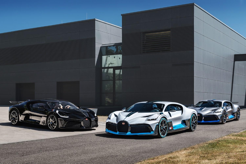 Bugatti a maintenant commencé à livrer les premières unités aux clients d'Il Divo