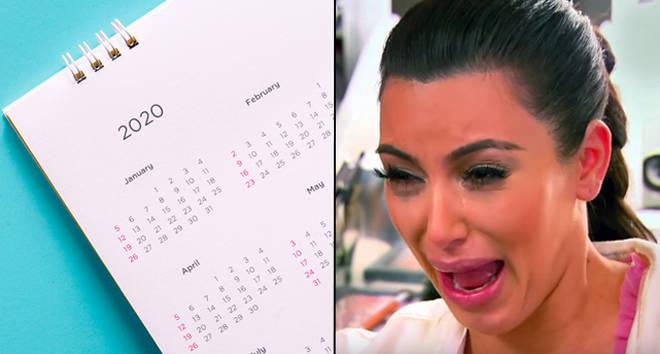 Voici les pires jours astrologiques pour le reste de 2020