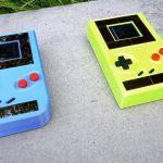 Cette Game Boy Fonctionne Sans Piles, Mais Avec L'énergie Solaire