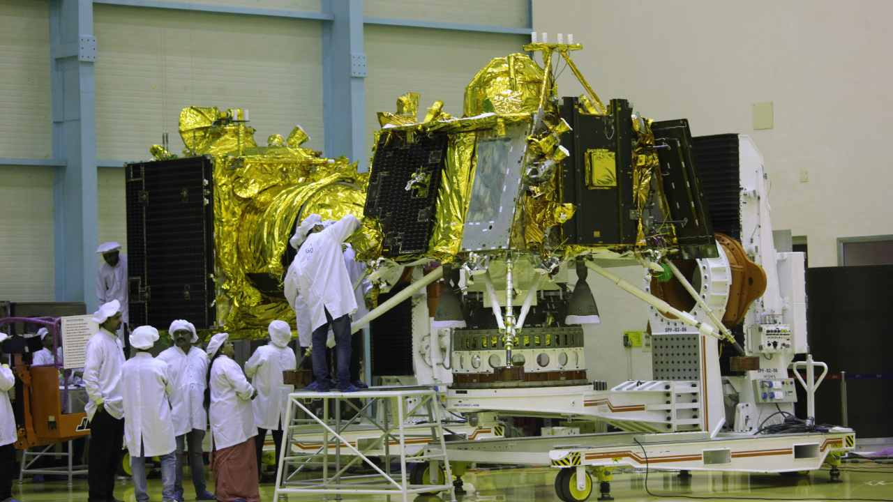 Chandrayaan 3 Sera Lancé Au Début De 2021, Aura Un