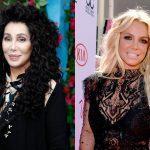 Cher Se Range Aux Côtés De Britney Spears Alors Qu'elle