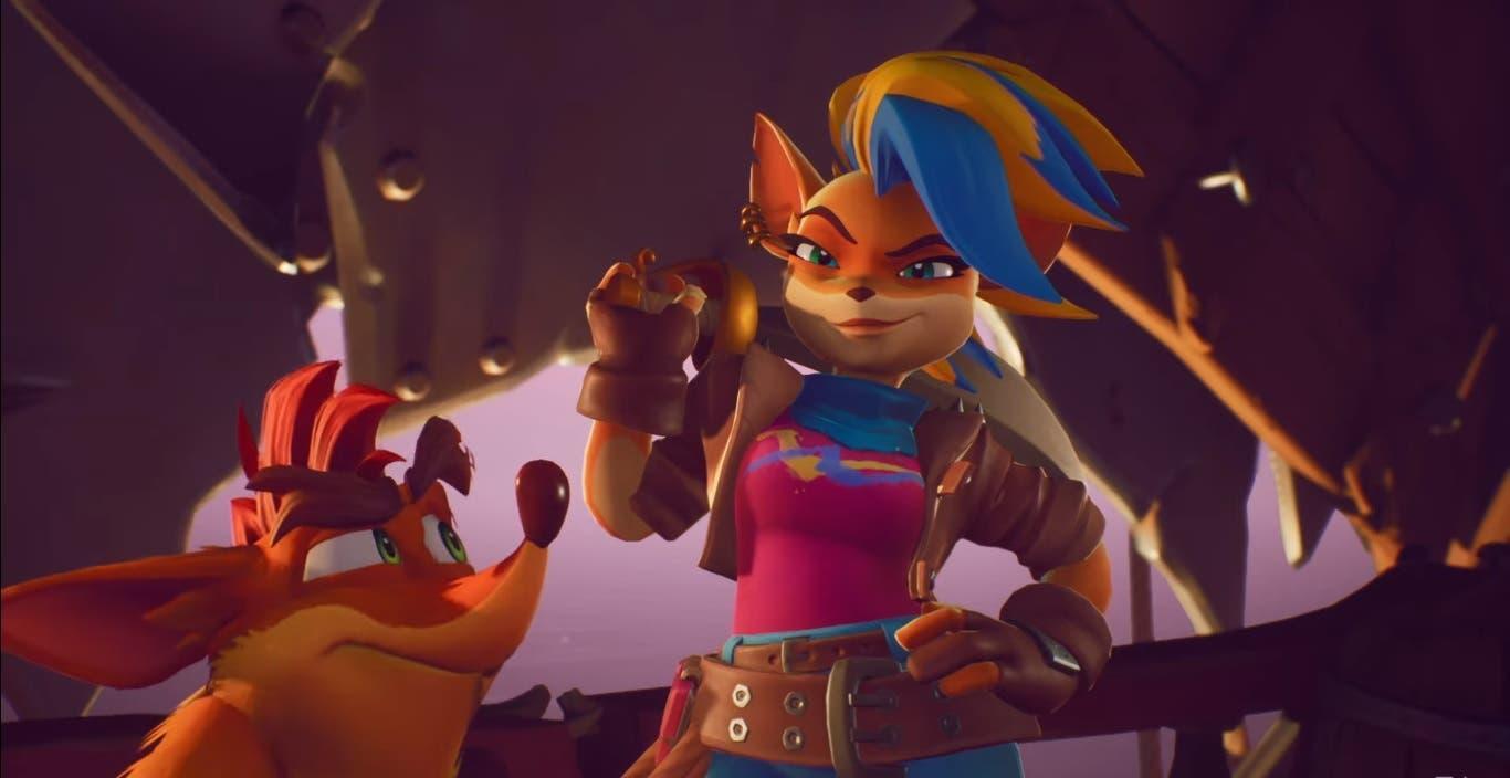 Crash Bandicoot 4: It's About Time Confirme Tawna Avec Un