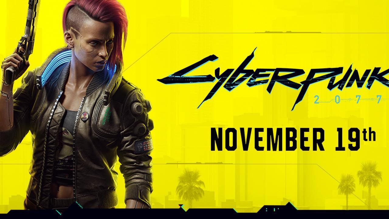 Cyberpunk 2077 sera légèrement plus court que The Witcher 3; fera ses débuts le 19 novembre