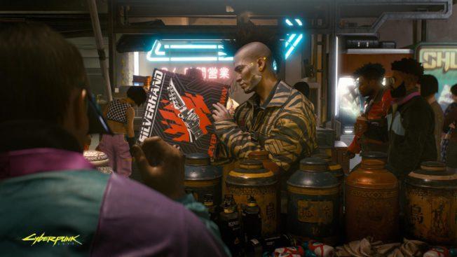 Cyberpunk 2077: Une Production De L'ordre Du Million à Trois