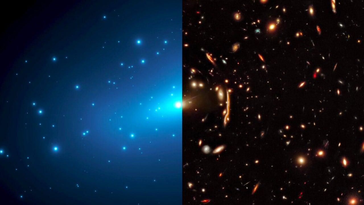 De nouvelles découvertes en physique de la matière noire pourraient inciter à un tout nouveau modèle de l'univers réel