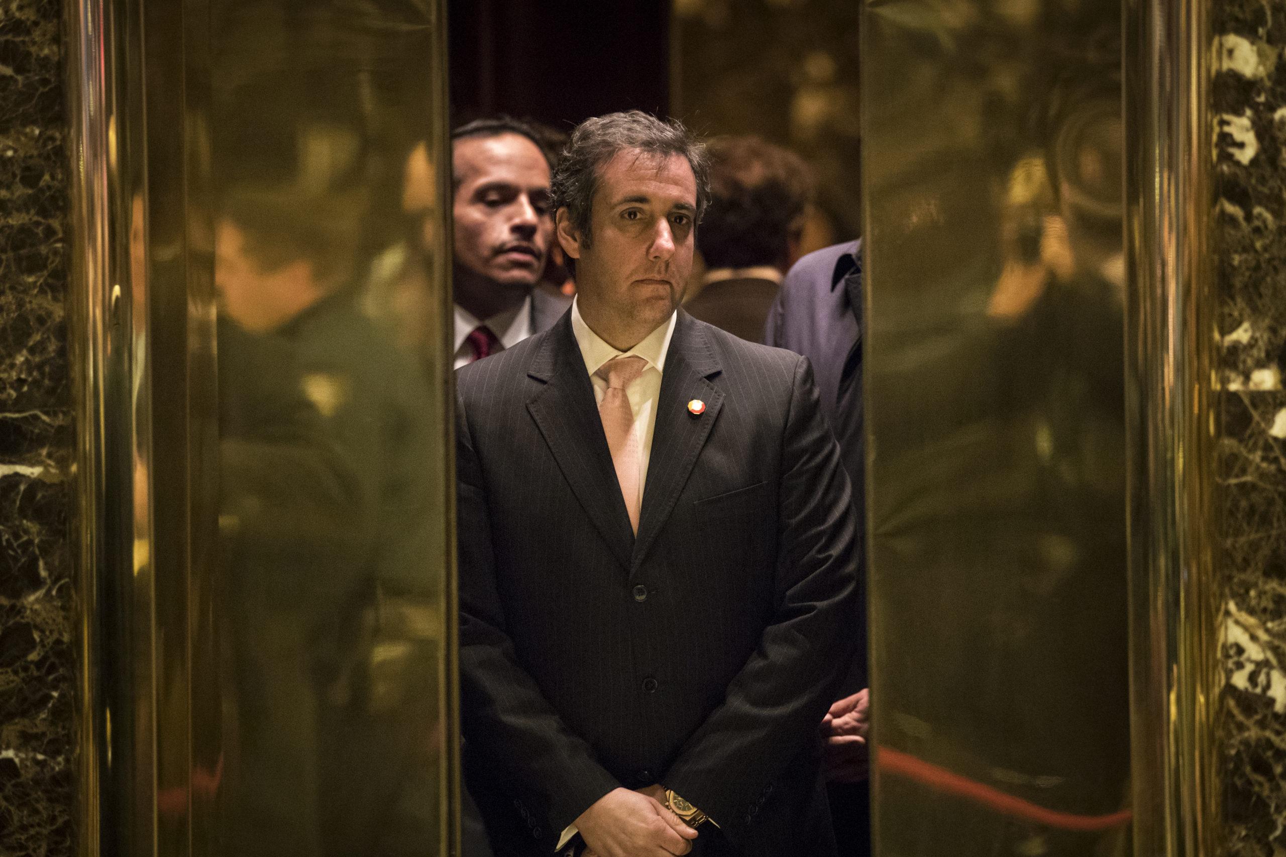 L'ancien fixateur de Donald Trump, Michael Cohen, a fait les allégations