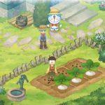 Doraemon Story Of Seasons Arrive Sur Playstation 4 Et Célèbre