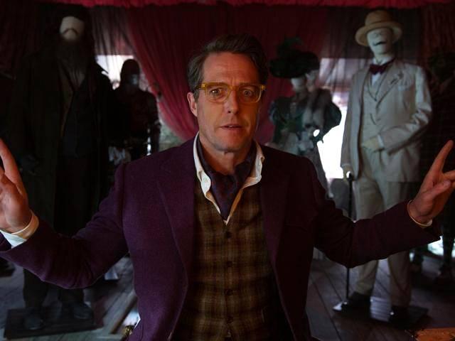 """Dans """"Paddington 2"""", il prouve à quel point Hugh Grant est changeant - dans le vrai sens du terme!"""