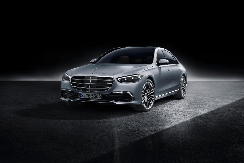 La nouvelle Mercedes-Benz Classe S