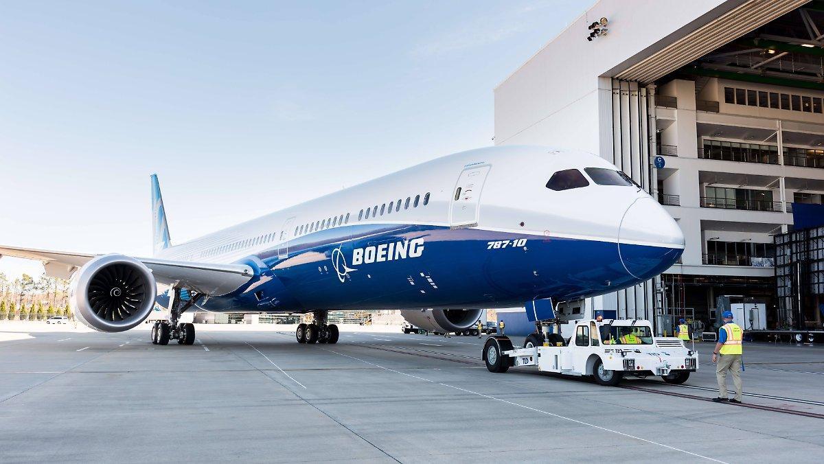 Encore Des Défauts De Production: Boeing A Du Mal Avec