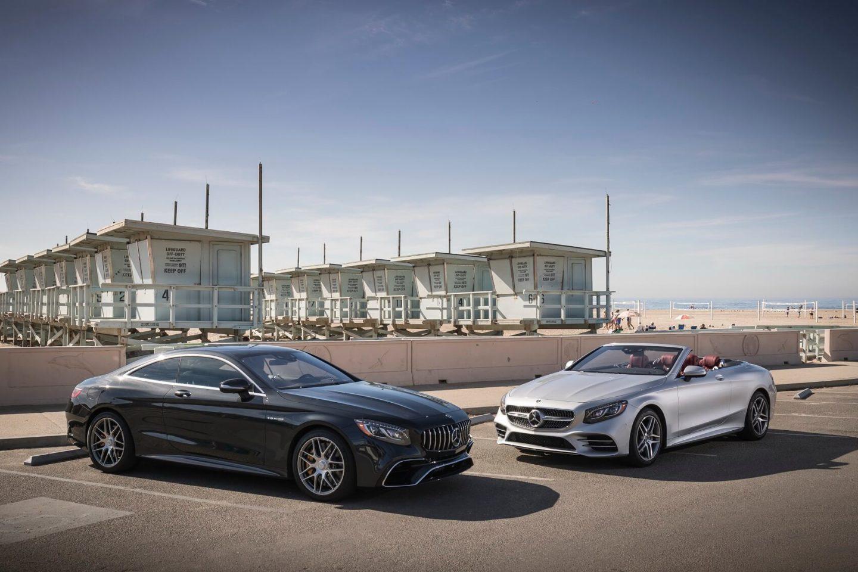 Mercedes-Benz Classe S Coupé et Cabrio