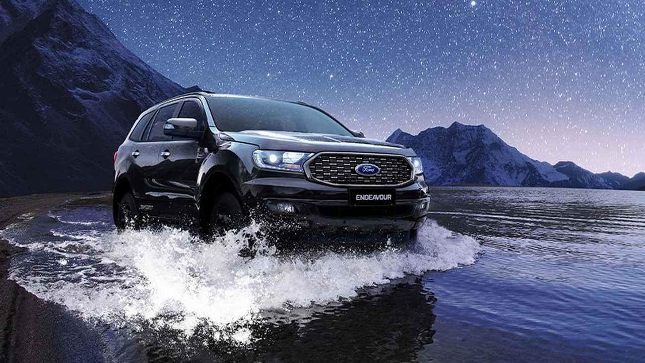 Ford Endeavour Sport lancé en Inde à un prix de départ de Rs 35,10 lakh