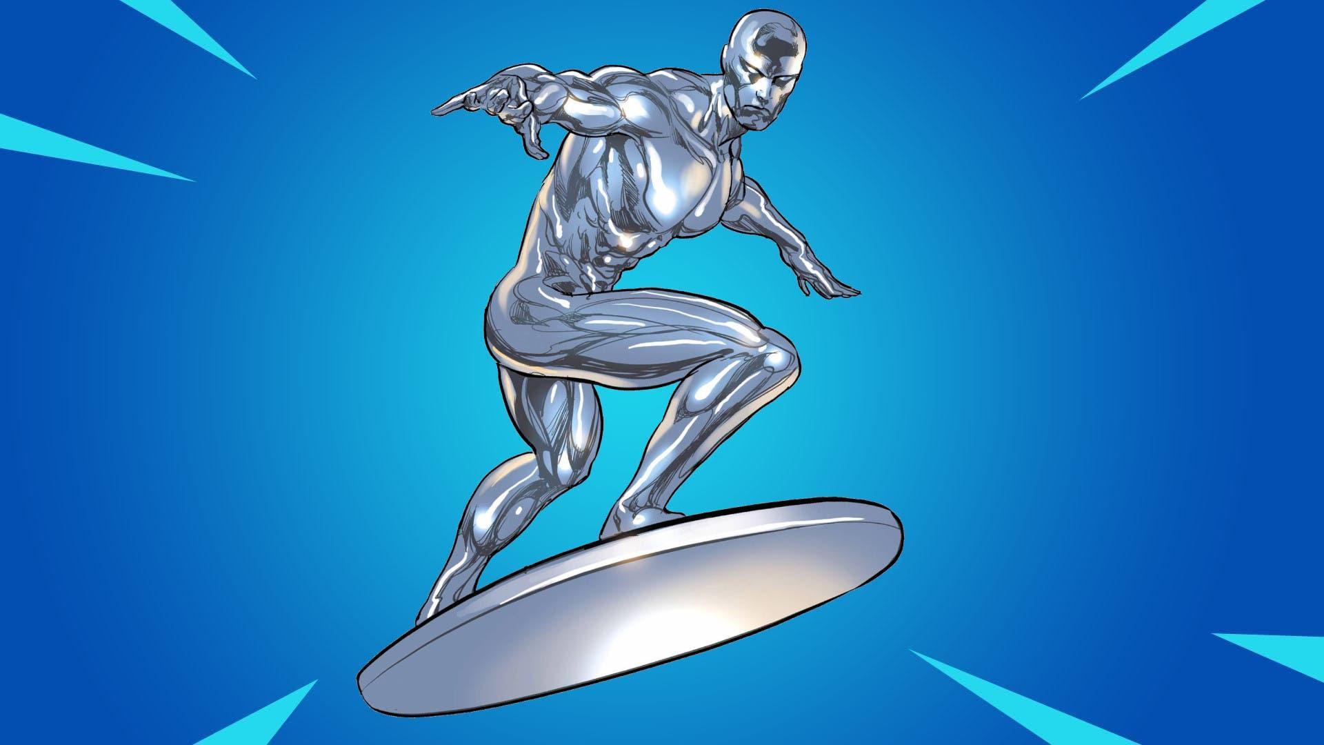 Fortnite: Ils Découvrent Un Pépin Avec La Table Silver Surfer