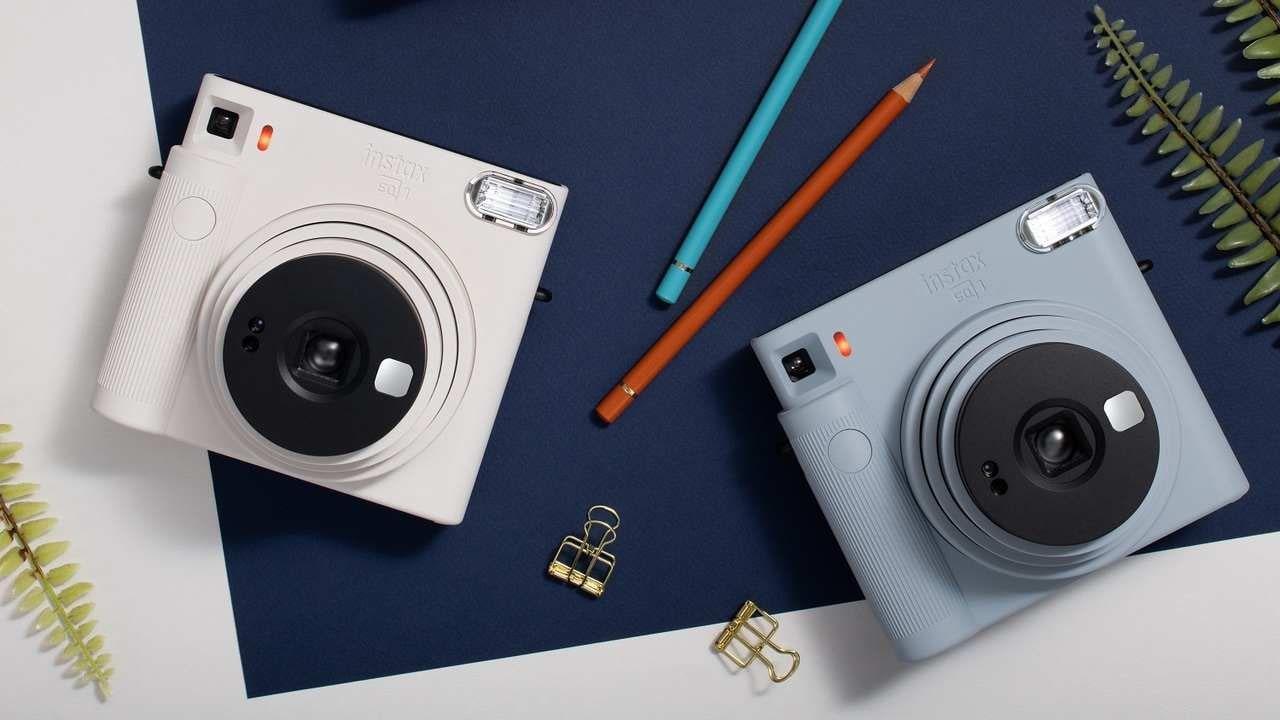 Fujifilm India lance le nouvel appareil photo instantané Square SQ1 au prix de Rs 10999