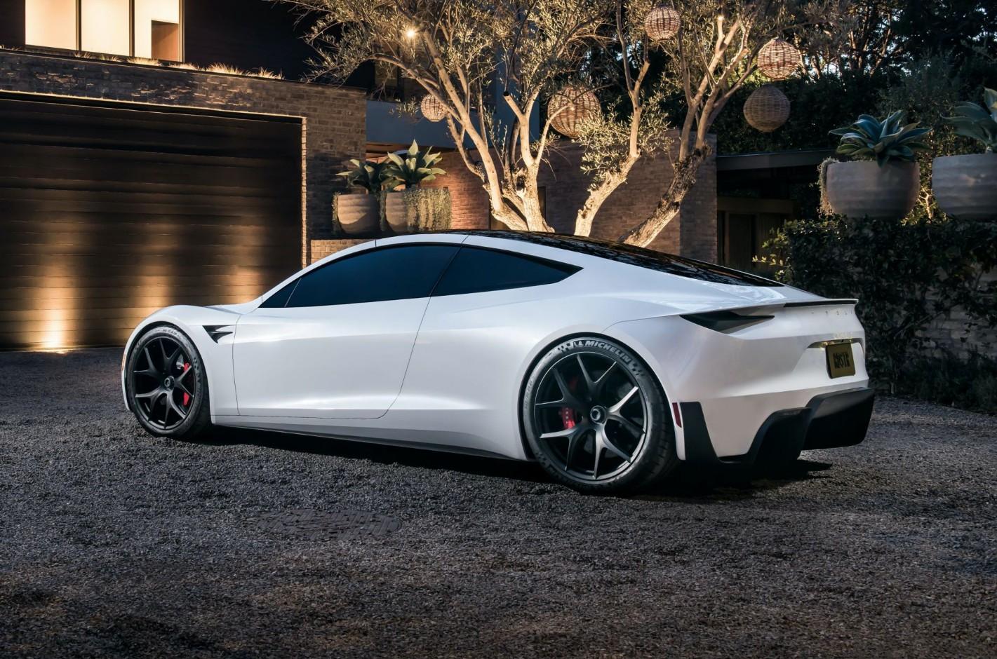 Apparemment, le Nürburgring servira également de scène pour le développement de la Tesla Roadster