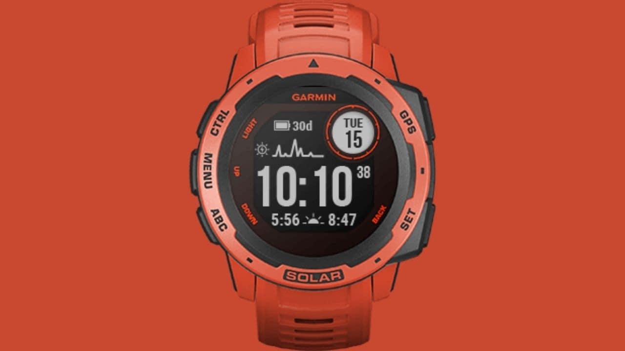 Garmin lance des montres intelligentes à énergie solaire en Inde, le prix commence à Rs 42,090