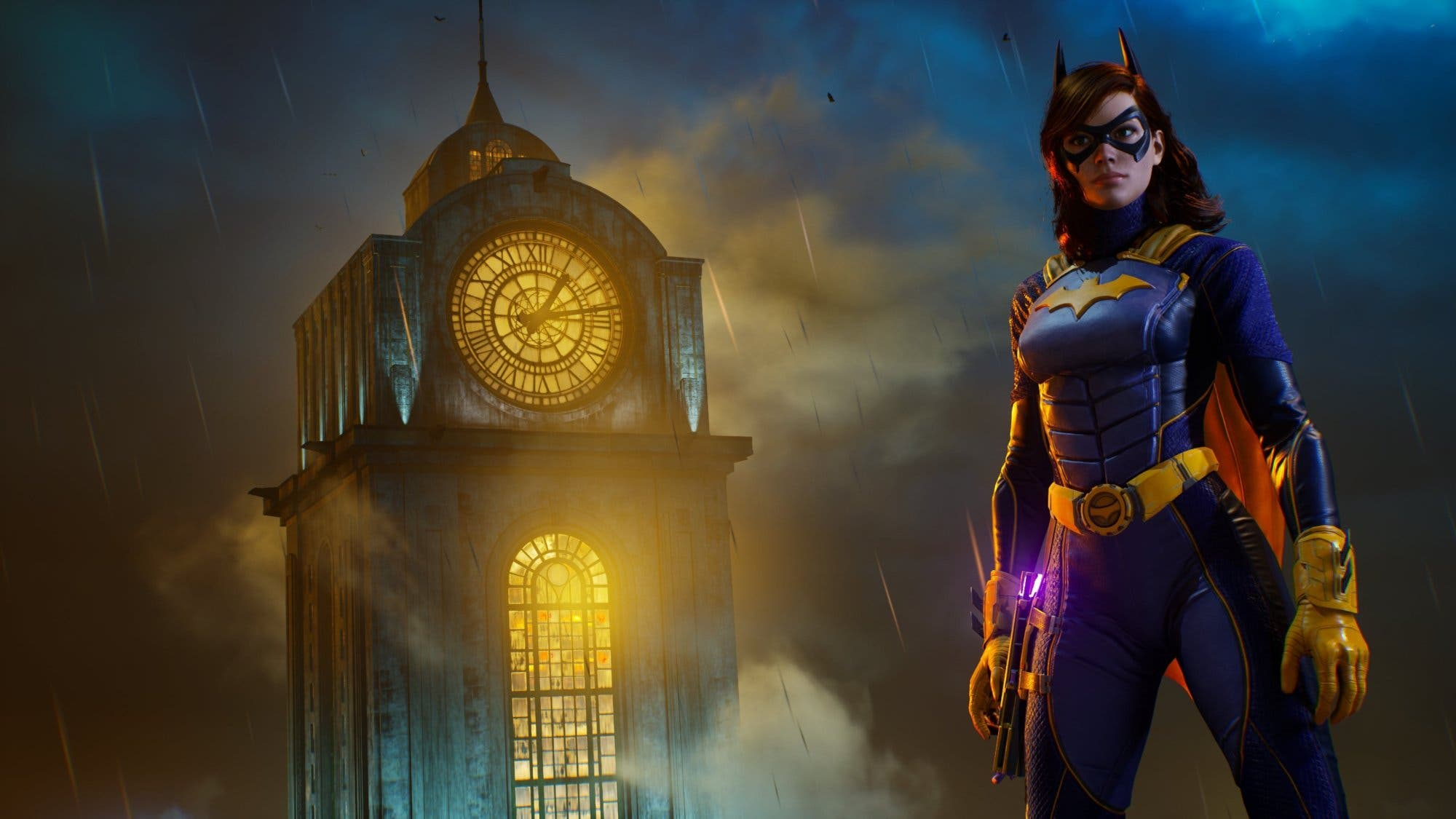 Gotham Knights Aura Cinq Districts Et Une `` Citoyenneté Vivante