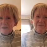 Grand Mère Sort Avec Sa Petite Fille Dans Une Vidéo Réconfortante