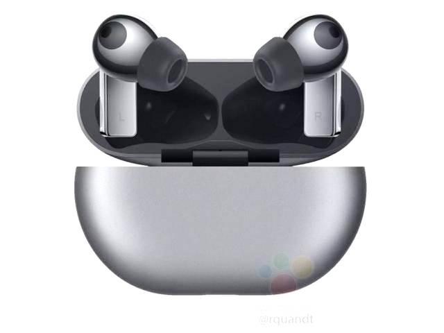 FreeBuds Pro de Huawei: les vrais écouteurs sans fil devraient concurrencer les AirPods Pro d'Apple.