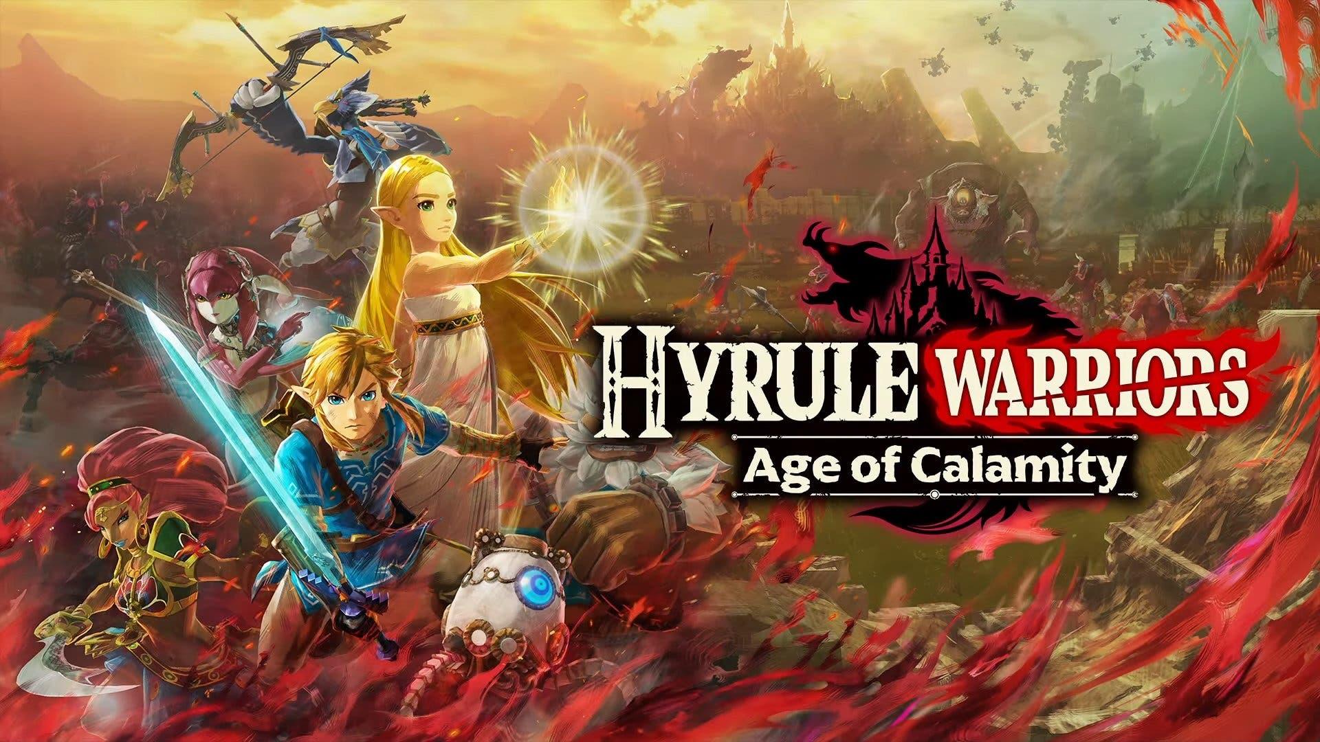 Hyrule Warriors: Age Of Calamity, Préquelle De Zelda: Breath Of