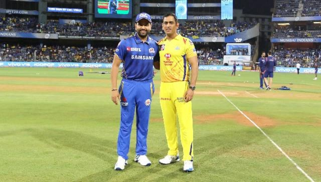 IPL 2020: Comment regarder le match Mumbai Indians vs Chennai Super King en direct en ligne