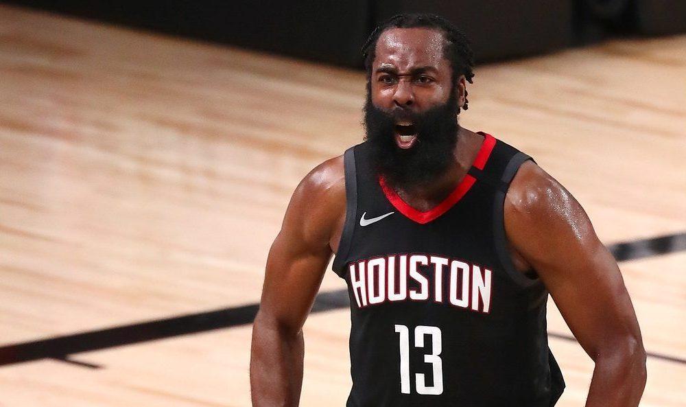 James Harden Ce Bloc Qui Qualifie Les Rockets ! (video)