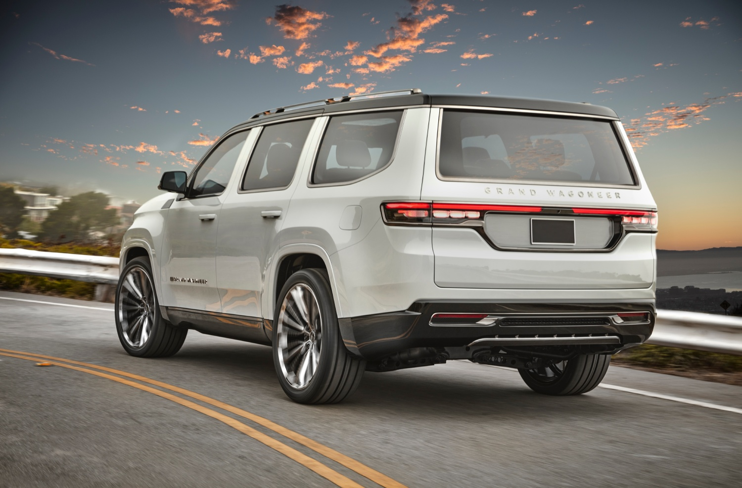 Concept Jeep Grand Wagoneer