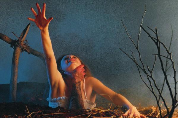 """Jungle Urbaine Au Lieu De Forêt: """"danse Du Diable 4"""""""