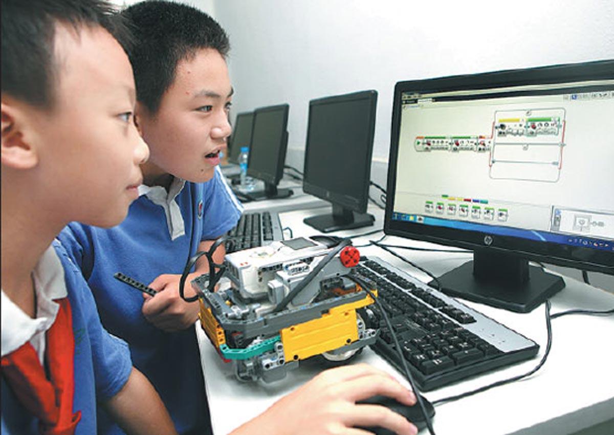 La Chine Interdit Scratch, Le Langage De Programmation Du Mit Pour Les Enfants