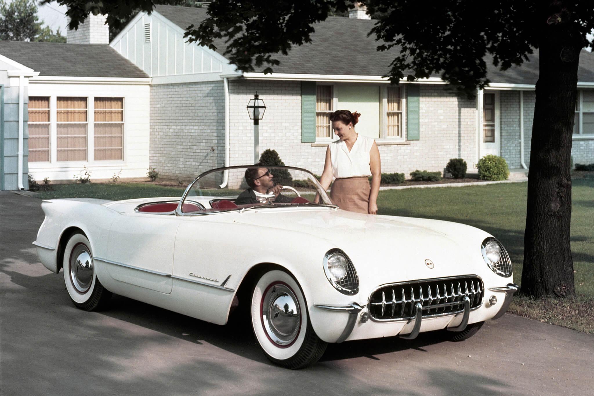 Chevrolet Corvette C1 de 1953