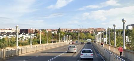 Pont de l'université de Salamanque Google Maps