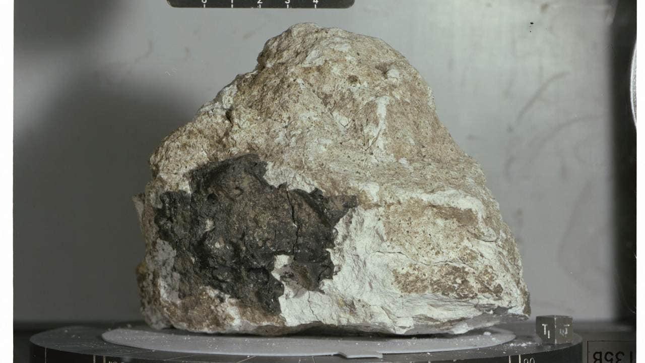 La NASA cherche à payer des entreprises privées pour envoyer des robots sur la lune pour collecter des roches lunaires
