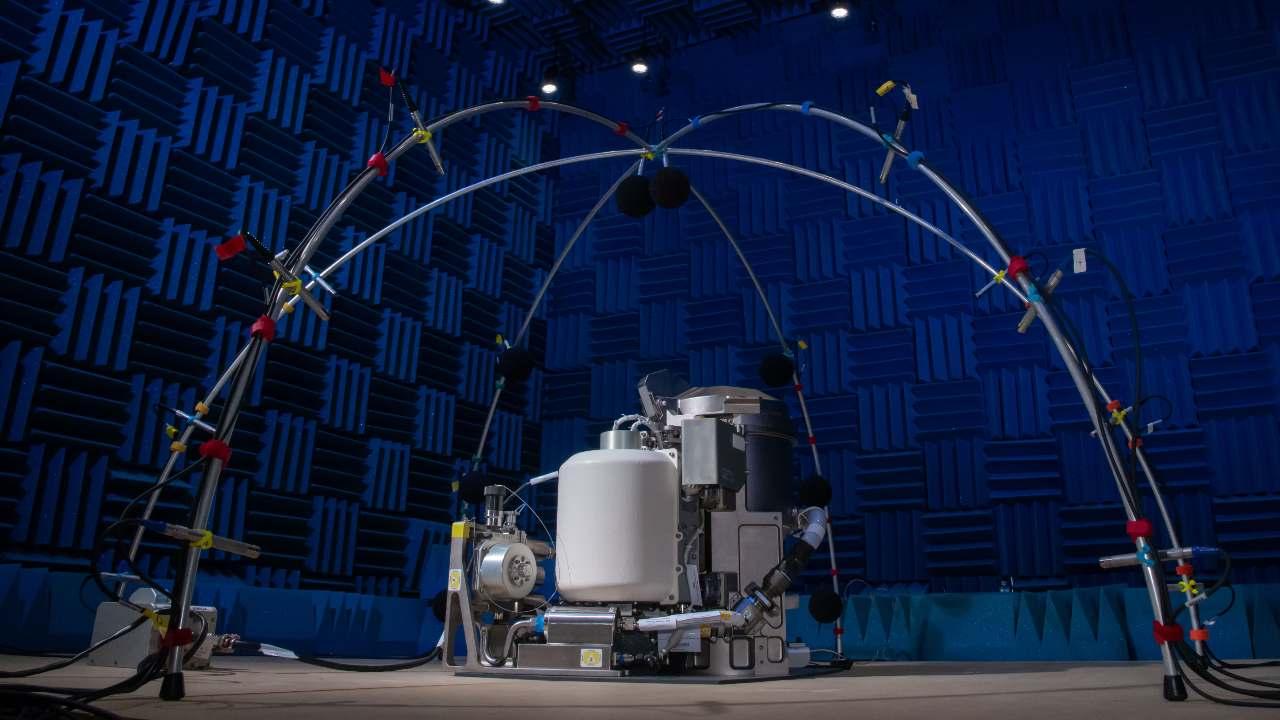 La NASA va lancer de nouvelles toilettes spatiales, qui coûtent des millions, à la Station spatiale