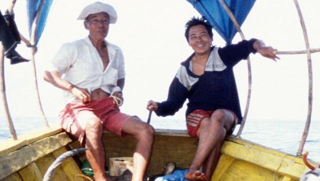 La colonne de Zai Whitaker Tragedy on Great Nicobar une histoire du tsunami de 2004 en deux parties