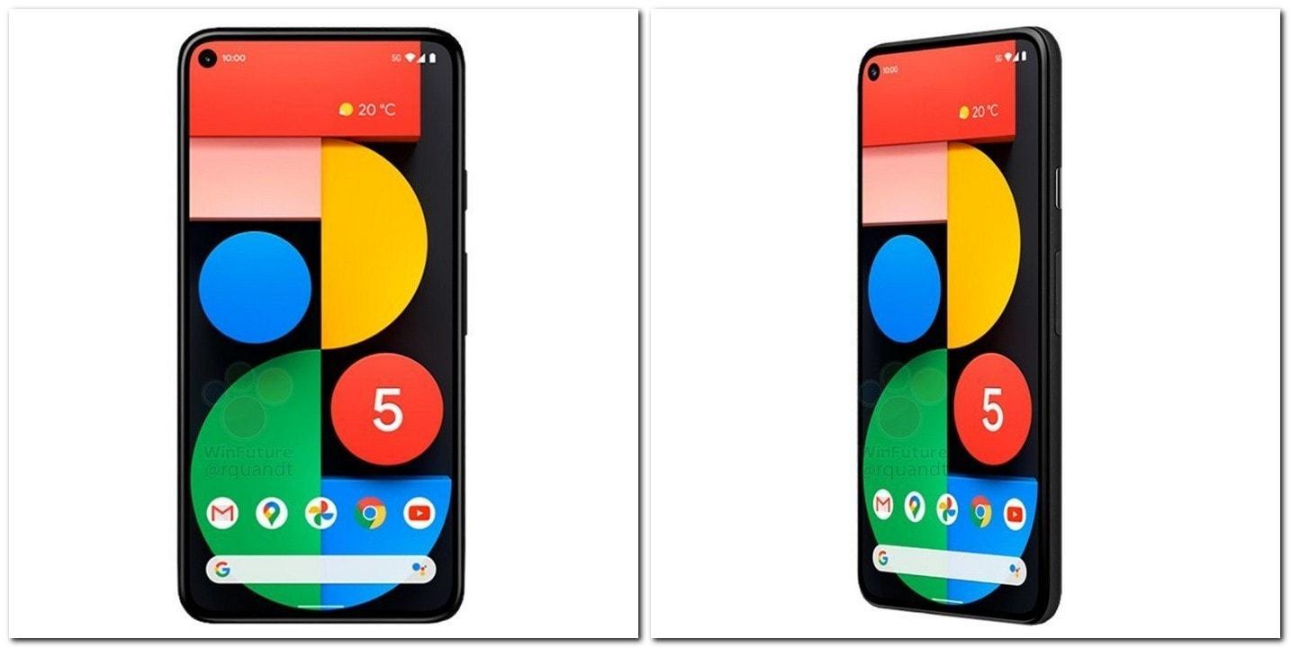La fuite de Google Pixel 5 suggère un affichage du taux de rafraîchissement de 90 Hz, 8 Go de RAM et plus
