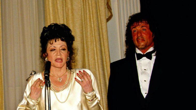 Jackie Stallone, mère de Sylvester et astrologue des stars, est morte