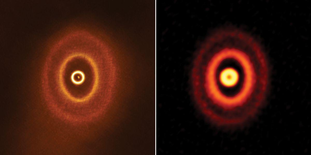 La Planète La Plus Rare De L'univers Peut Se Cacher