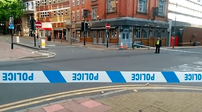 La Police De Birmingham Déclare Un Incident Majeur Après De