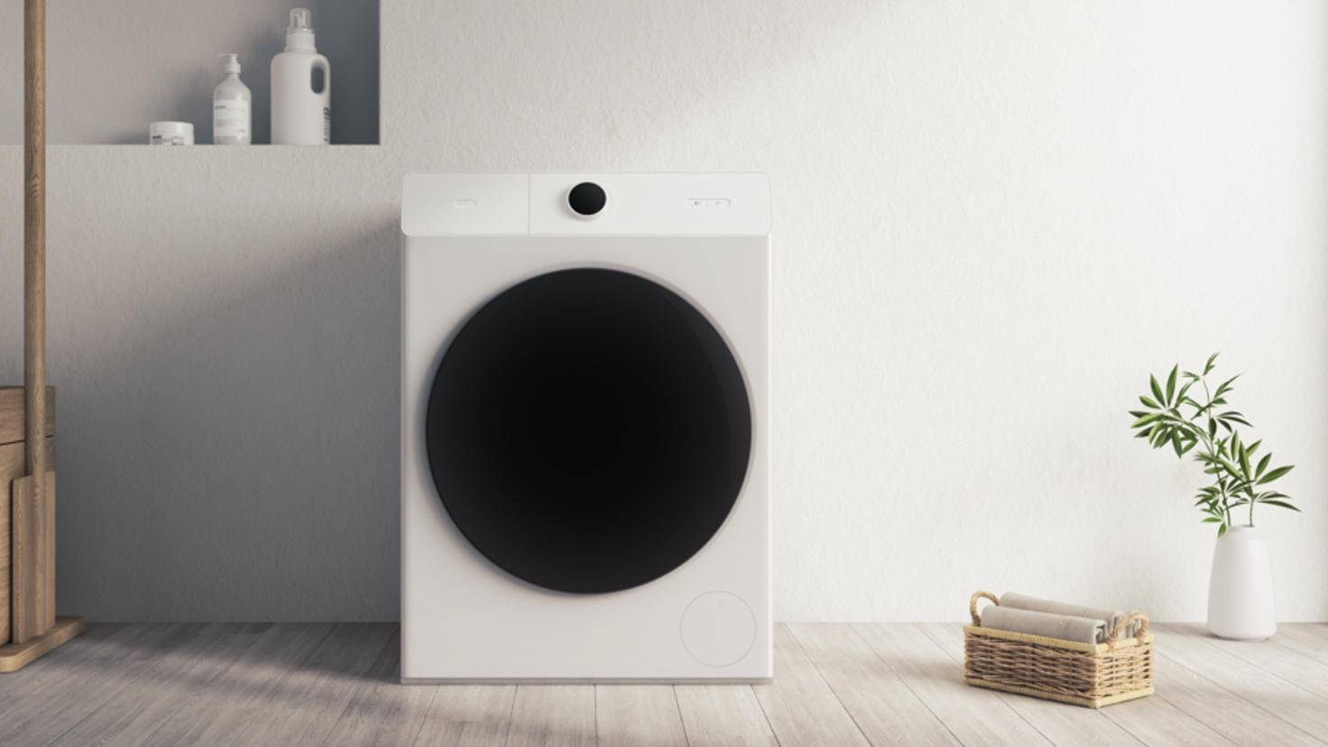 Machine à laver combinée Mi Smart Combo Wash Dryer Pro-Xiaomi