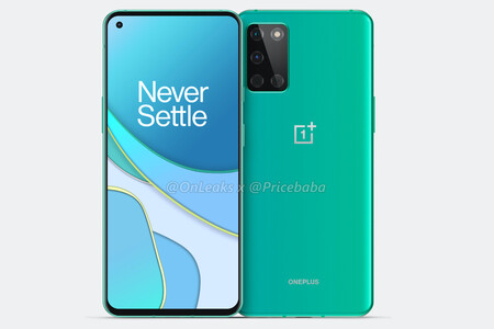 Conception Oneplus 8t