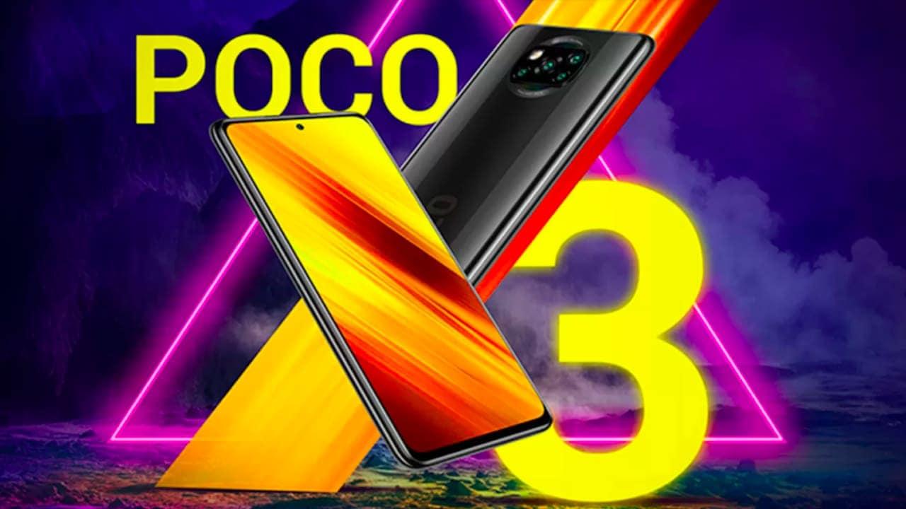 Poco X3 sera lancé en Inde aujourd'hui à 12 h 00: Comment regarder l'événement en direct