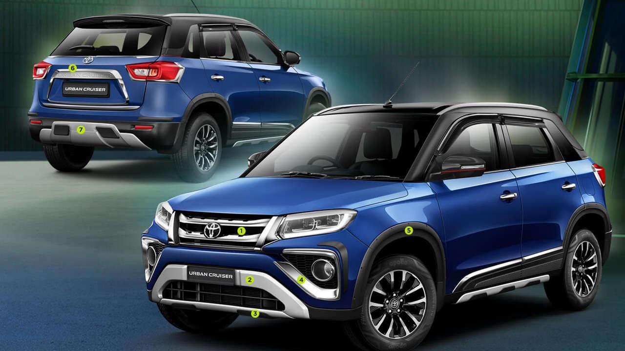 Le Toyota Urban Cruiser 2020 fait ses débuts en Inde à 8,40 Rs lakh: spécifications, variantes et plus