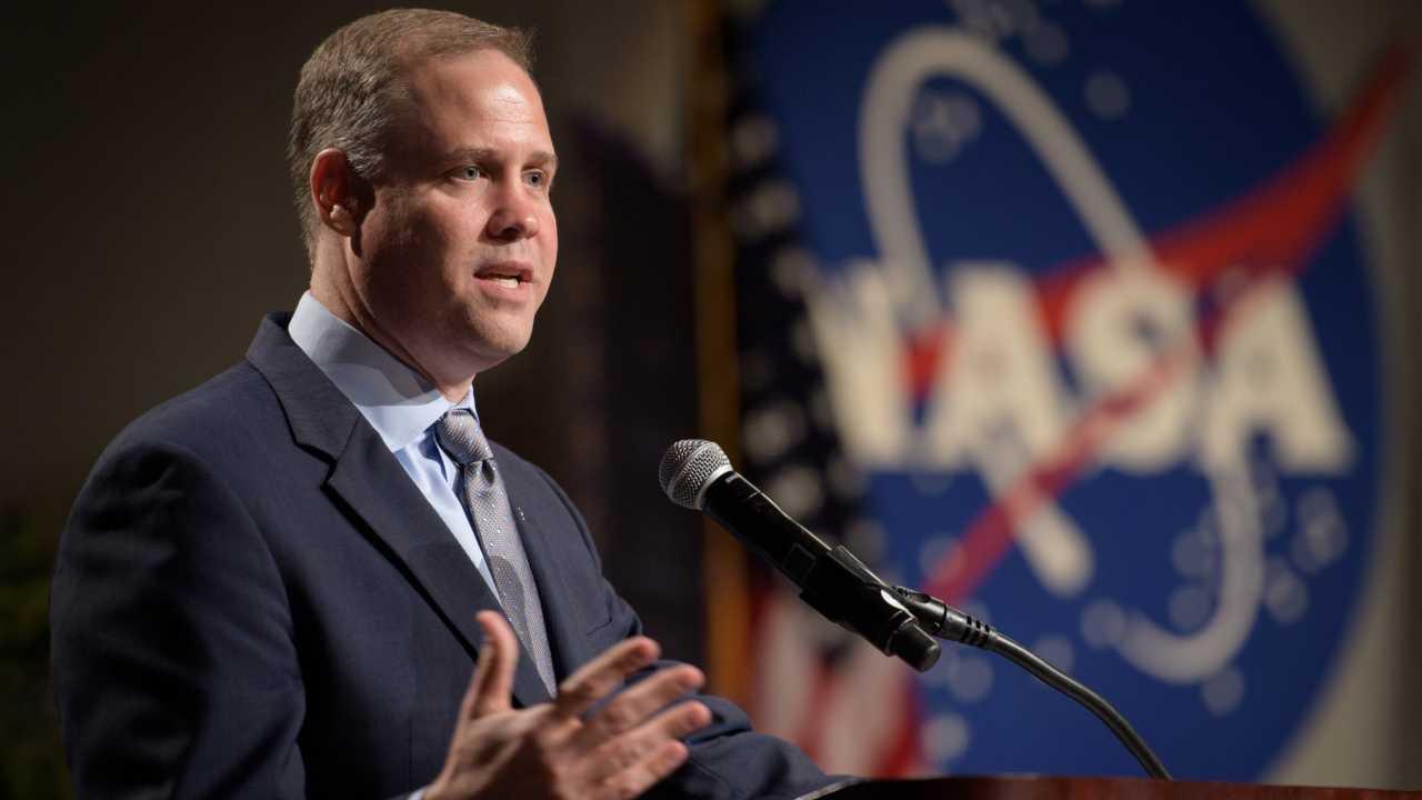 Le chef de la NASA, Jim Bridenstine, met en garde le Congrès contre la Chine pour lancer bientôt une station spatiale