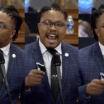Le Démocrate Noir Gay Malcolm Kenyatta Dénonce Le Projet De
