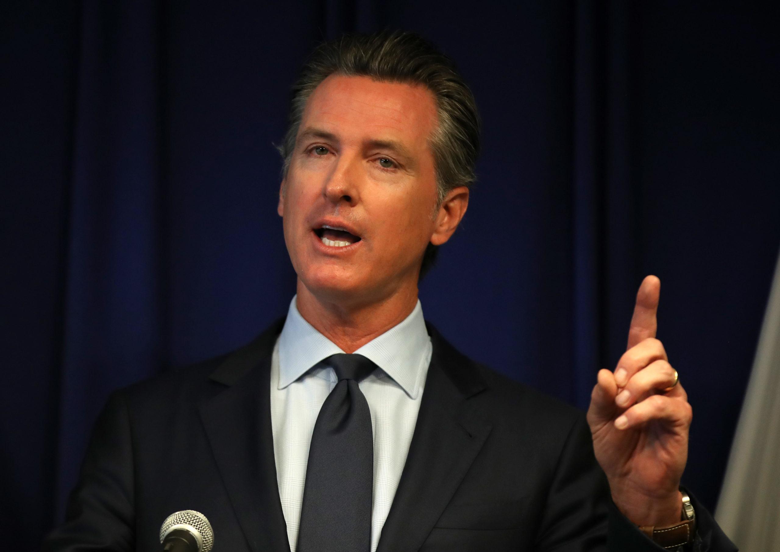 Le gouverneur de Californie, Gavin Newsom, a signé le projet de loi vendredi